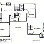Sierra Remodeling Custom Home Model 2024 floor plan
