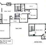 Sierra Remodeling Custom Home Model 2024 floor plan