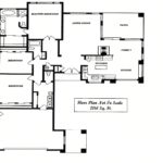 Sierra Remodeling Custom Home Model 2161 floor plan