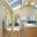 Sierra Remodeling with brighten your day with skylights in your bath!
